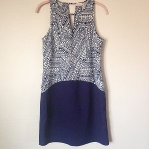 Pixley Stitch Fix Navy Dress XS